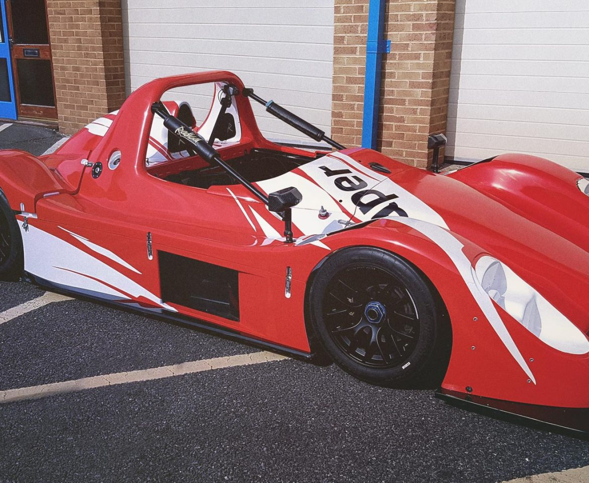 Radical Sportscars Vehicle Wrapping