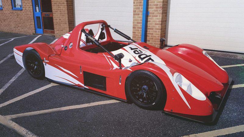 Radical Sportscars Vehicle Wrapping