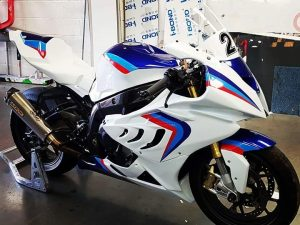 Insignia Wraps - Bike Wrap Service