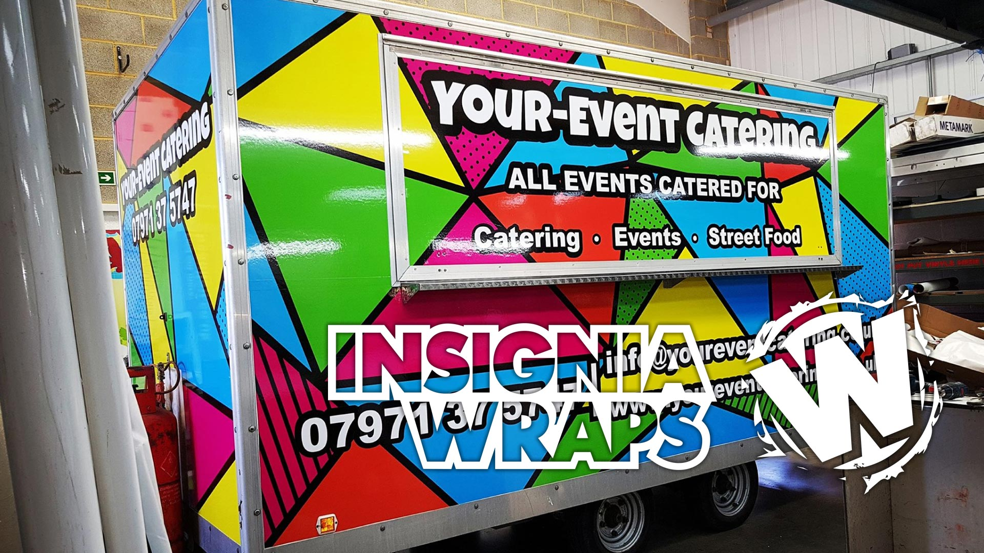 Insignia Wraps - Wraps Work - Trailer