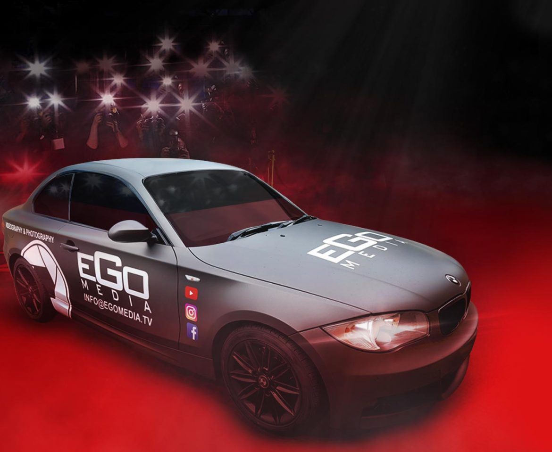 Portfolio - Ego Media - Car Wrap