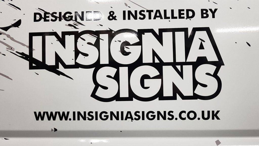 Portfolio - Insignia Design and Install Sign