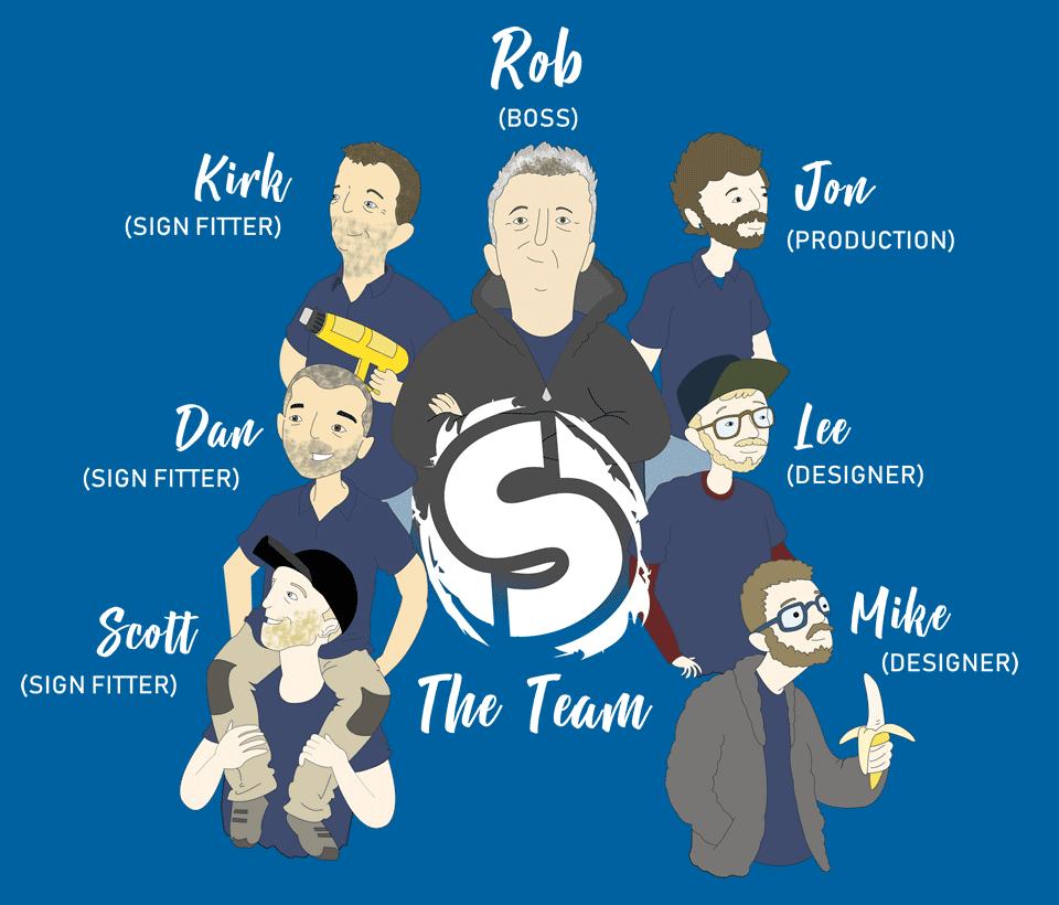 The Insignia Team