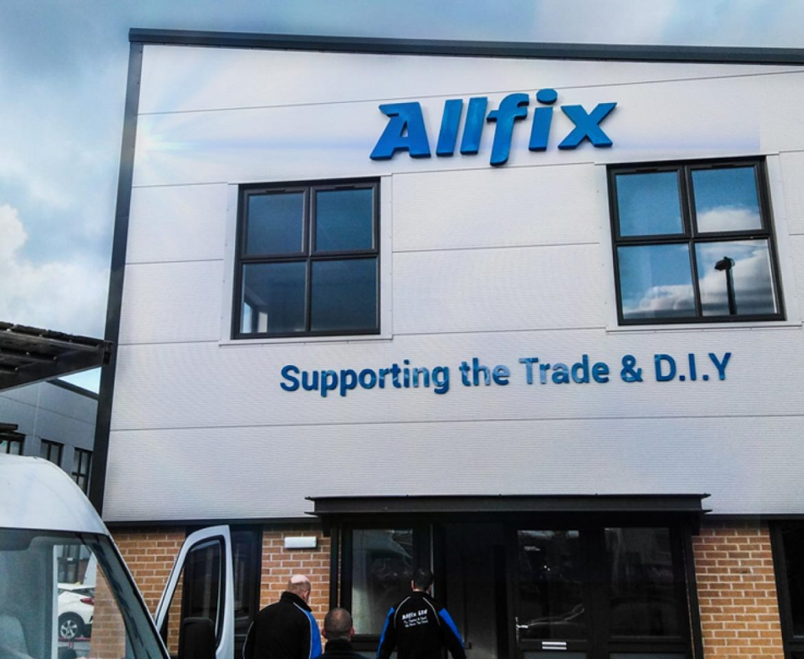 Portfolio - Allfix Sign - Signs
