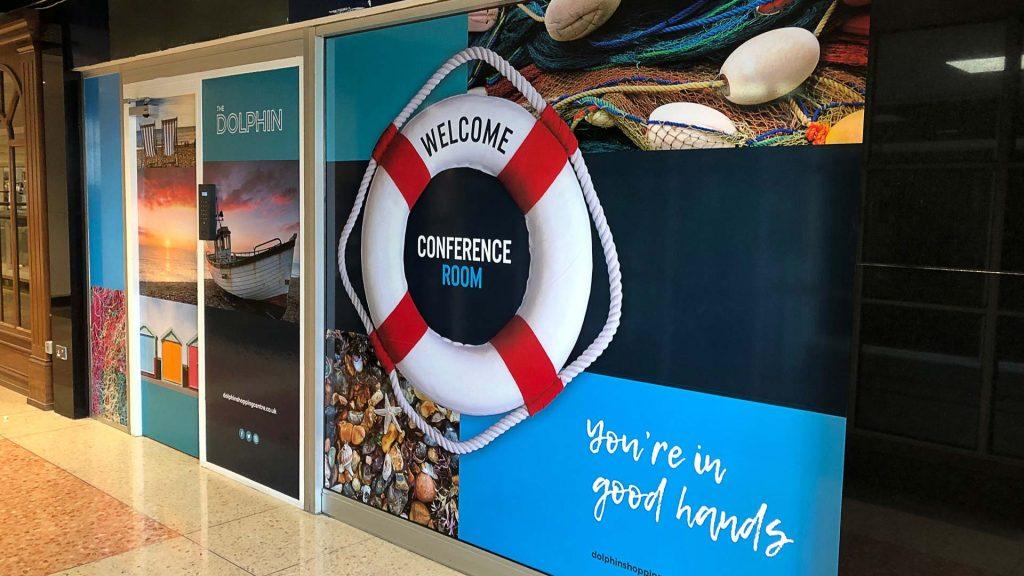 Portfolio - Dolphin Shopping Centre - Insignia Signs