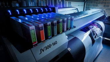 Insignia Signs JVC300 Mimaki 8 Colour Printer